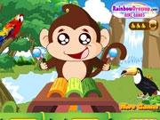 Sviranje sa majmuncicem