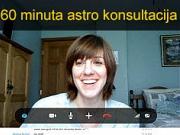 Astro konsultacija u trajanju od 60 minuta
