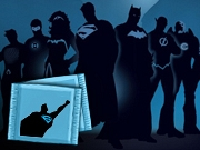 Sličice Superheroji