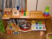 Uredjenje decije sobe po Montessori nacelima