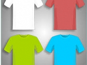 What are different types of t-shirt printing options?