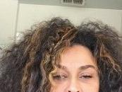 Majka slavne pevačice raščupana i bez šminke