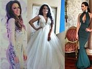 (FOTO) POSLE MLADE U NJIH SU GLEDALI: Ove pevačice su zablistale na venčanju Andreane Čekić!