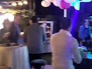 (VIDEO) BEKVALČEVA OŽENILA KUMA: Evo kako su se ludo zabavljali na venčanju