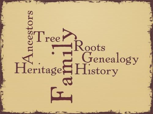 Genealogy Holidays